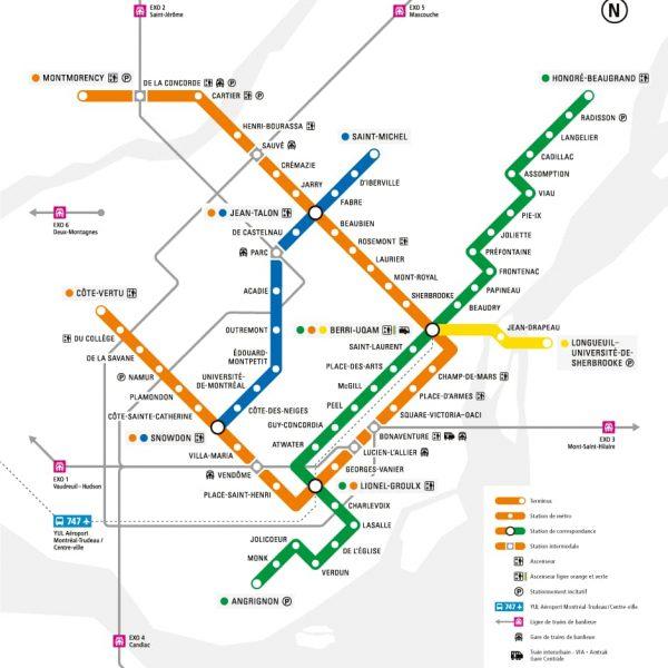 Carte-metro-montreal